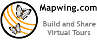 Build Mapwing tours with Mapwing Creator or Mapwing Creator Pro.
